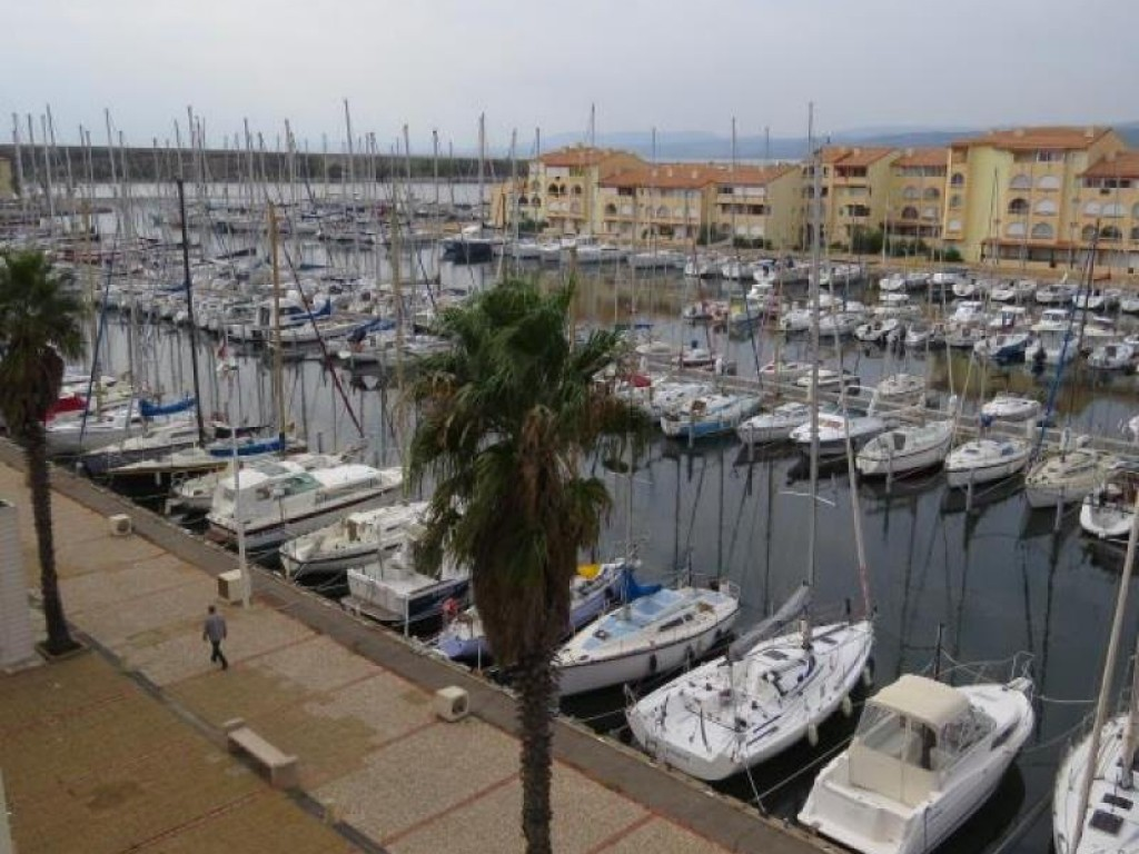 STUDIO PORT LEUCATE